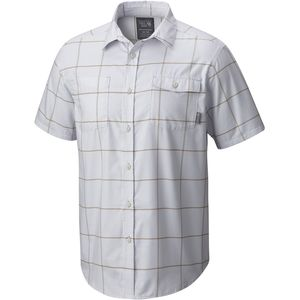 Mountain Hardwear Landis Short-Sleeve Shirt - Men's