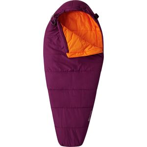Mountain Hardwear Bozeman Adjustable Sleeping Bag: 20 Degree Synthetic- Kids'