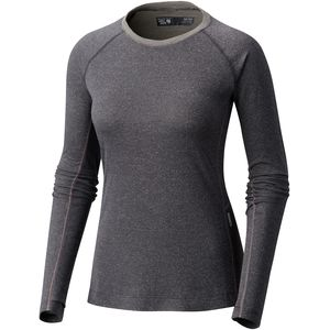 Mountain Hardwear Kinetic Long-Sleeve Crew Top - Women's