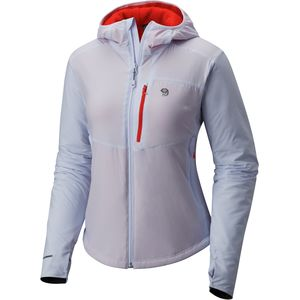 Mountain Hardwear Skypoint Hooded Jacket - Women's