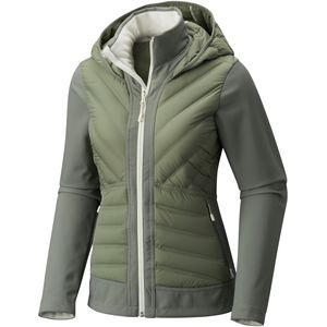Mountain Hardwear Stretchdown HD Hooded Jacket - Women's