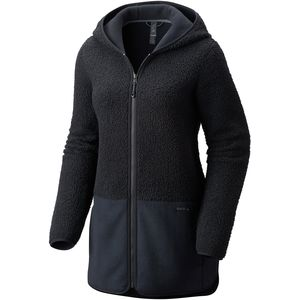 Mountain Hardwear Warmsby Fleece Hooded Jacket - Women's