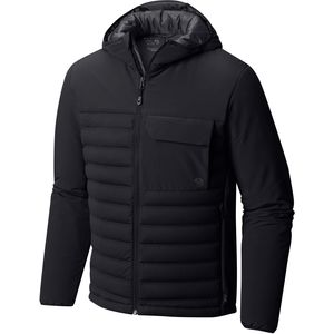 Mountain Hardwear Stretchdown HD Hooded Jacket - Men's