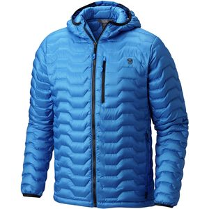 Mountain Hardwear Nitrous Hooded Down Jacket - Men's