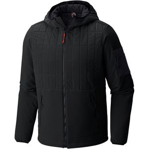 Mountain Hardwear Schematic Insulated Hooded  Jacket - Men's