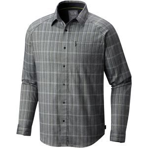 Mountain Hardwear Stretchstone V Long-Sleeve Shirt- Men's