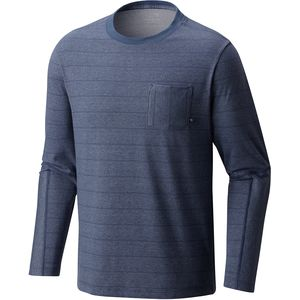 Mountain Hardwear ADL Long-Sleeve Pocket T-Shirt - Men's