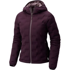 Mountain Hardwear Stretchdown DS Hooded Down Jacket - Women's