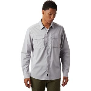 Mountain Hardwear Canyon Pro Long-Sleeve Shirt - Men's