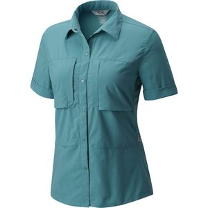 Mountain Hardwear Canyon Pro Short-Sleeve Shirt - Women's