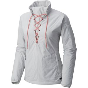 Mountain Hardwear Escape Insulated Pullover Jacket - Women's