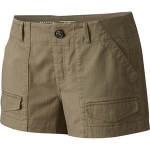 Mountain Hardwear Redwood Camp Short - Women's