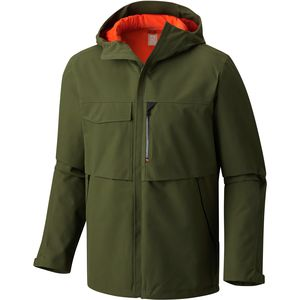 Mountain Hardwear Overlook Shell Jacket - Men's