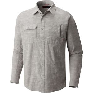 Mountain Hardwear Outpost Long-Sleeve Shirt - Men's