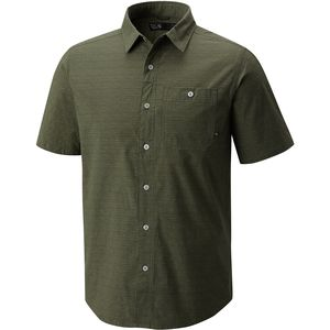 Mountain Hardwear Franz Short-Sleeve Shirt - Men's