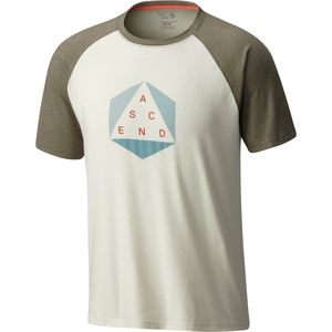 Mountain Hardwear Ascend Blocked T-Shirt - Men's