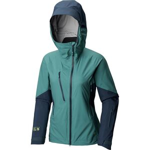 Mountain Hardwear Cloudseeker Jacket - Women's