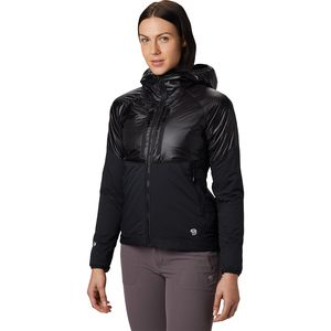 Mountain Hardwear Kor Strata Alpine Hooded Jacket - Women's