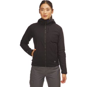 Mountain Hardwear Kor Strata Hooded Jacket - Women's