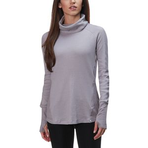 Mountain Hardwear EDP Waffle Long-Sleeve Turtleneck - Women's