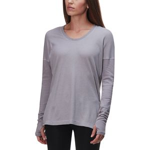 Mountain Hardwear EDP Waffle Long-Sleeve Shirt - Women's
