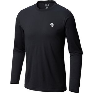 Mountain Hardwear MHW Logo Graphic Long-Sleeve T-Shirt - Men's