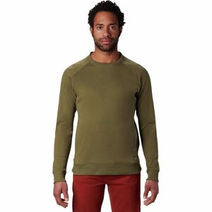 Mountain Hardwear Firetower Long-Sleeve Crew Sweatshirt - Men's