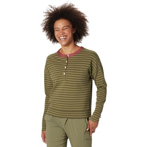 Mountain Hardwear Pembroke Rugby Long-Sleeve Top - Women's
