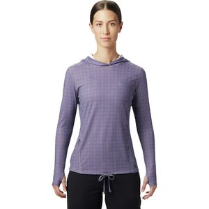 Mountain Hardwear Crater Lake Long-Sleeve Hoodie - Women's