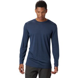 Mountain Hardwear Diamond Peak Long-Sleeve T-Shirt - Men's