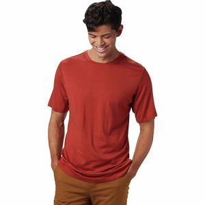 Mountain Hardwear Diamond Peak Short-Sleeve T-Shirt - Men's