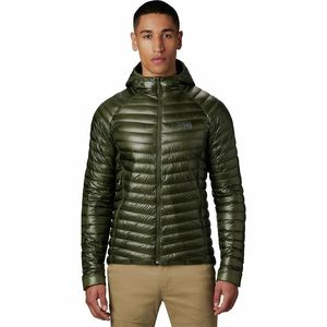 Mountain Hardwear Ghost Whisperer 2 Hooded Down Jacket - Men's