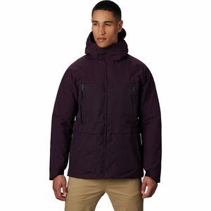 Mountain Hardwear Summit Shadow GTX Down Hooded Jacket - Men's thumbnail