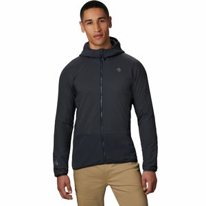 Mountain Hardwear Kor Strata Climb Hooded Jacket - Men's