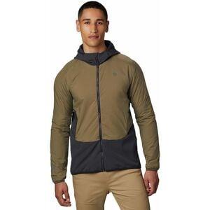 Mountain Hardwear Kor Strata Climb Hooded Jacket - Men's
