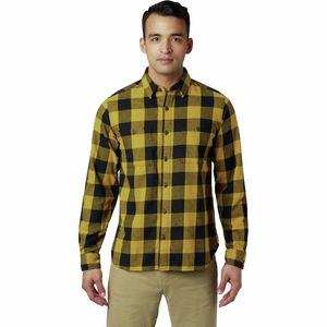 Mountain Hardwear Catalyst Edge Long-Sleeve Shirt - Men's