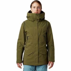 Mountain Hardwear Boundary Line GTX Insulated Jacket - Women's