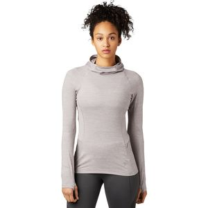 Mountain Hardwear Ghee Long-Sleeve Hooded Top - Women's