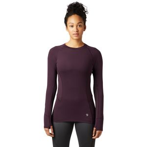 Mountain Hardwear Ghee Long-Sleeve Crew Top - Women's