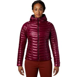 Mountain Hardwear Ghost Whisperer 2 Hooded Down Jacket - Women's