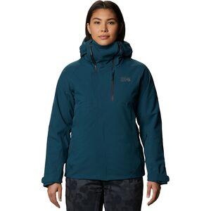 Mountain Hardwear Direct North GTX Windstopper Down Jacket - Women's