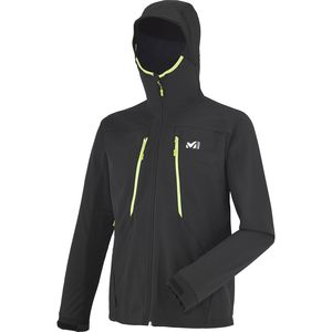 Millet Touring Shield Hooded Softshell Jacket - Men's