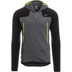 Millet Chamonix K Powergrid Hooded Fleece Jacket - Men's