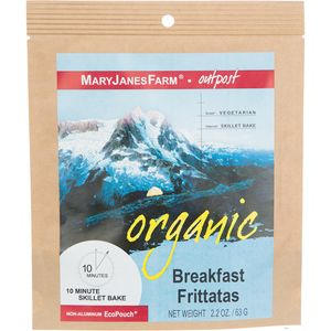 Mary Janes Farm Breakfast Frittatas