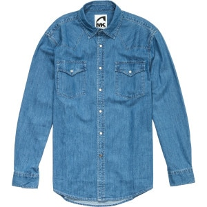 Mountain Khakis Original Mountain Denim Shirt - Men's