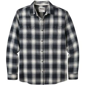 Mountain Khakis Saloon Flannel Shirt - Men's