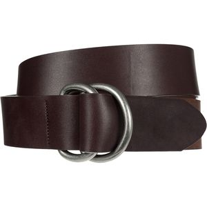 Mountain Khakis Leather D-Ring Belt - Men's