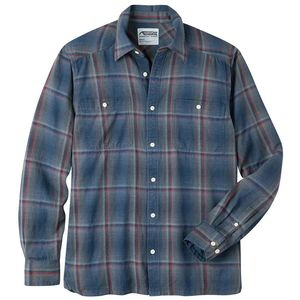 Mountain Khakis Ace Indigo Long-Sleeve Shirt - Men's