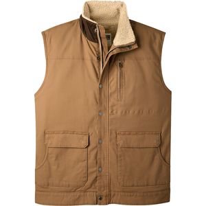 Mountain Khakis Ranch Shearling Vest - Men's