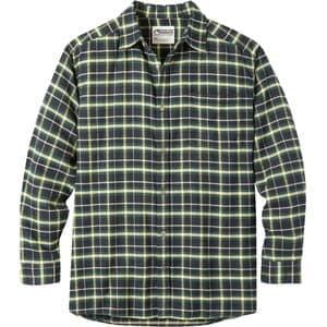 9cae84385f Mountain Khakis Peden Plaid Flannel Shirt - Men s